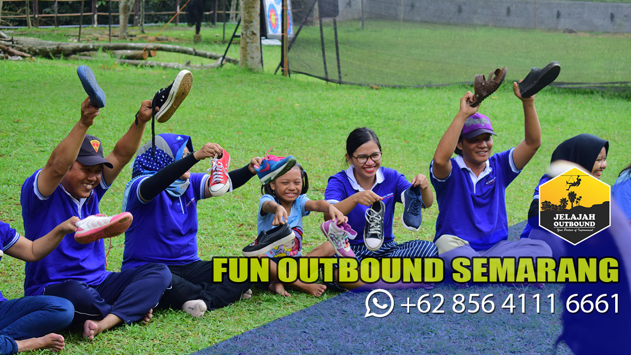 fun outbound di semarang