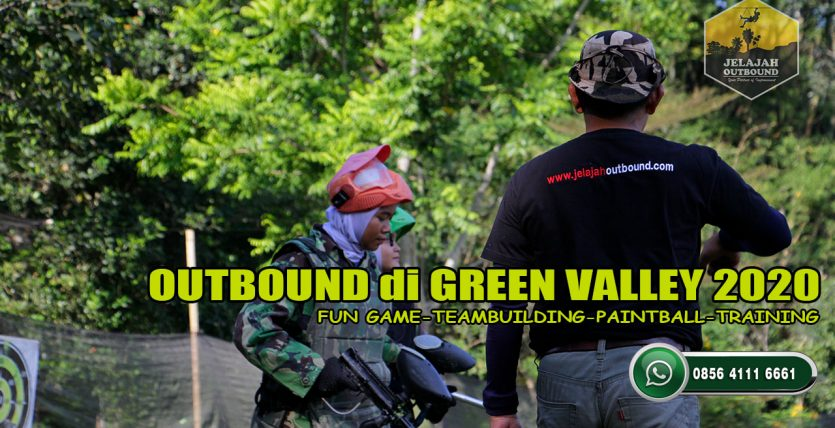 harga outbound green valley bandungan