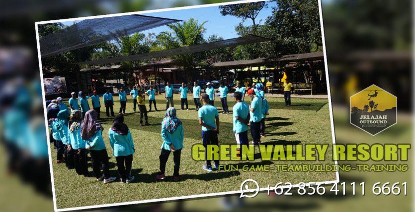 jasa outbound green valley
