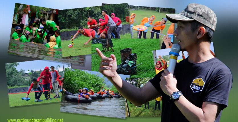 jelajah outbound team building