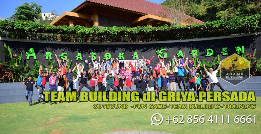 jasa team building griya persada